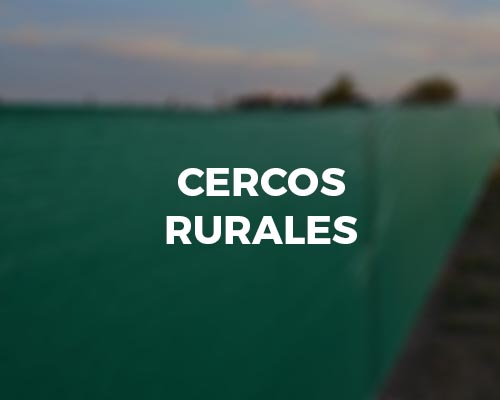 Cercos rurales