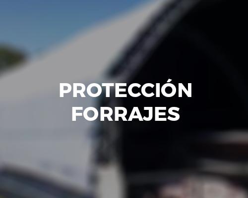 Protección de forrajes